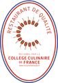 Restaurant de Qualité - College Culinaire de France
